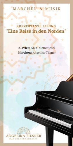 Märchenerzählerin Angelika Tilsner - Programm